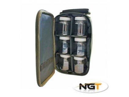 NGT Pouzdro na Dipy Glug Bag Green