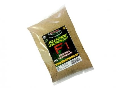 BIG CARP BAITS FLUORE GROUNDBAITS