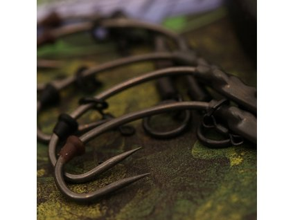 Gardner Háčky Curved Rigga Hooks (CVR) Barbed