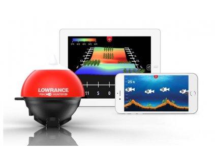 Lowrance Nahazovací sonar Fishhunter Directional 3D
