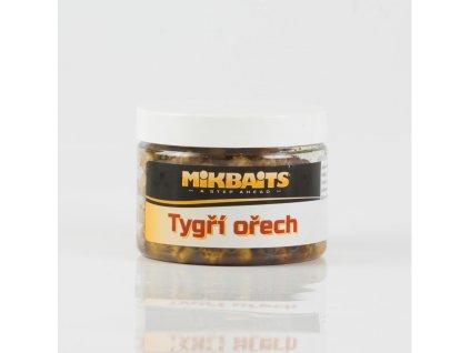 Mikbaits Nakládaný partikl Tygří ořech 150ml