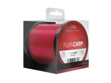 FIN RUBIN CARP 600m / červená