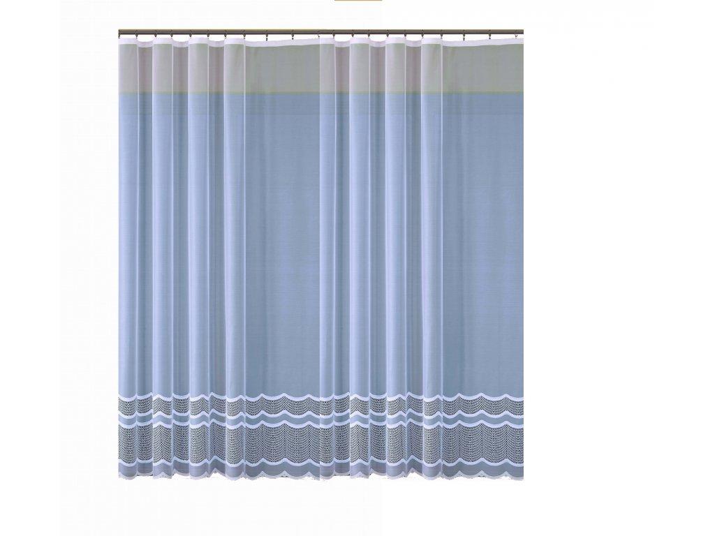 Kusová záclona 34150