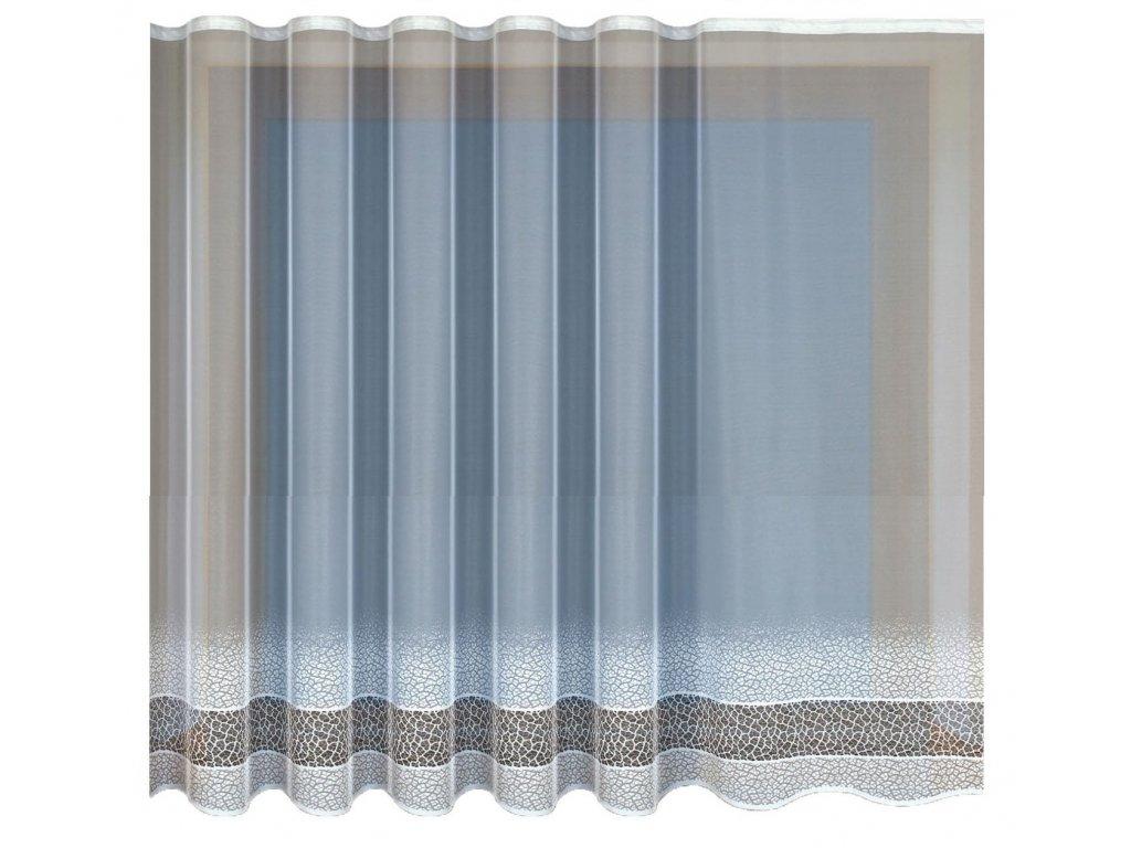 Kusová záclona CI34943