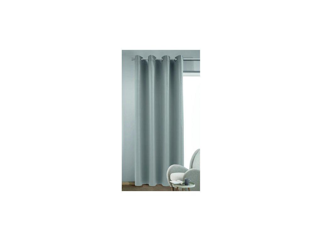 Zatemnovaci zaves Mia seda 140 x 245 cm2