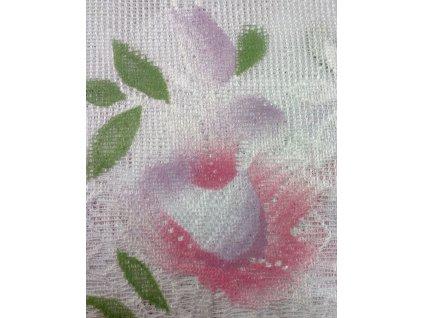 Tamiza vitrazky sada detail fialruz