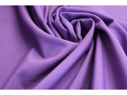 Dekorační látka fialová