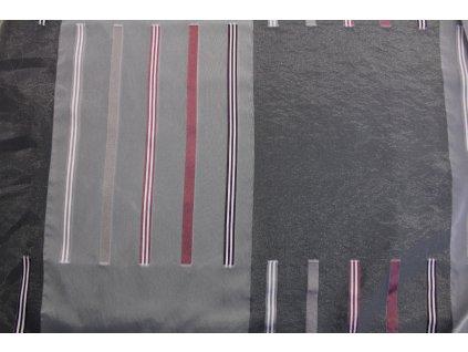 Dekorační záclona 6558