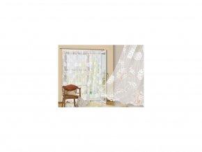 Záclona žakárová Arden - zbytky