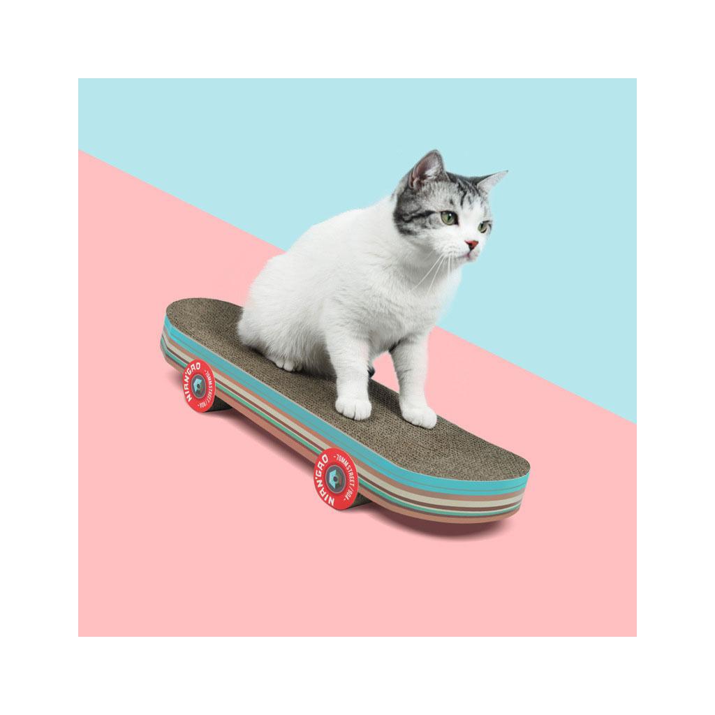 Kartonove skrabadlo pro kocky skateboard (2)
