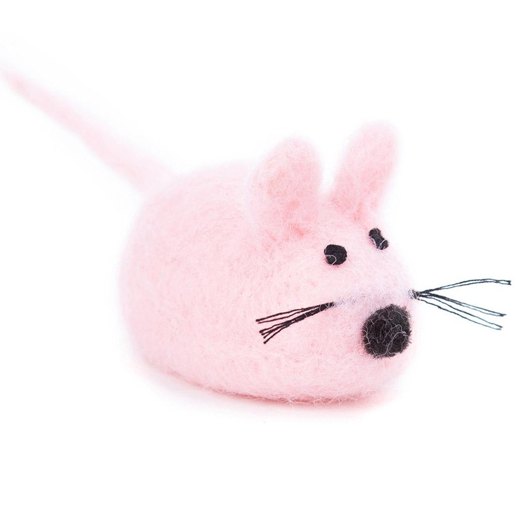 hračky pro kočky myš 2