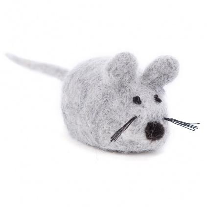 hračky pro kočky myš 3