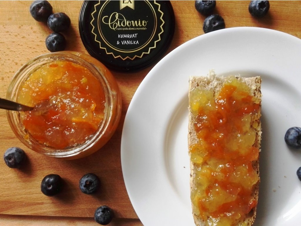 Kumquat & vanilka