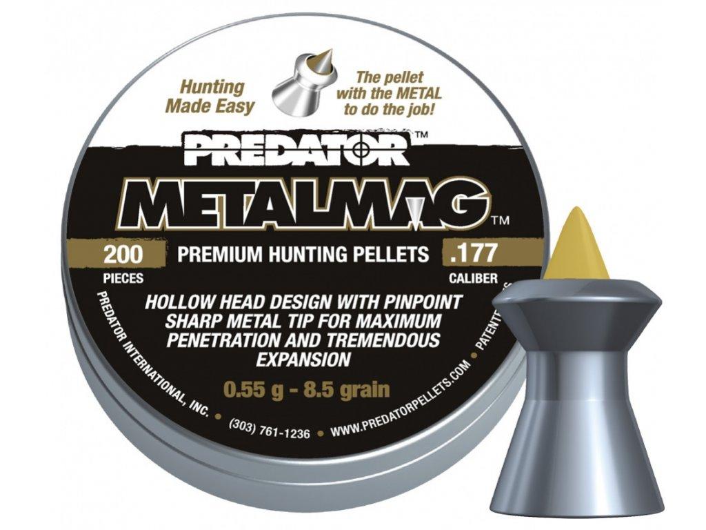 diabolo jsb predator metalmag 4 5mm 200ks