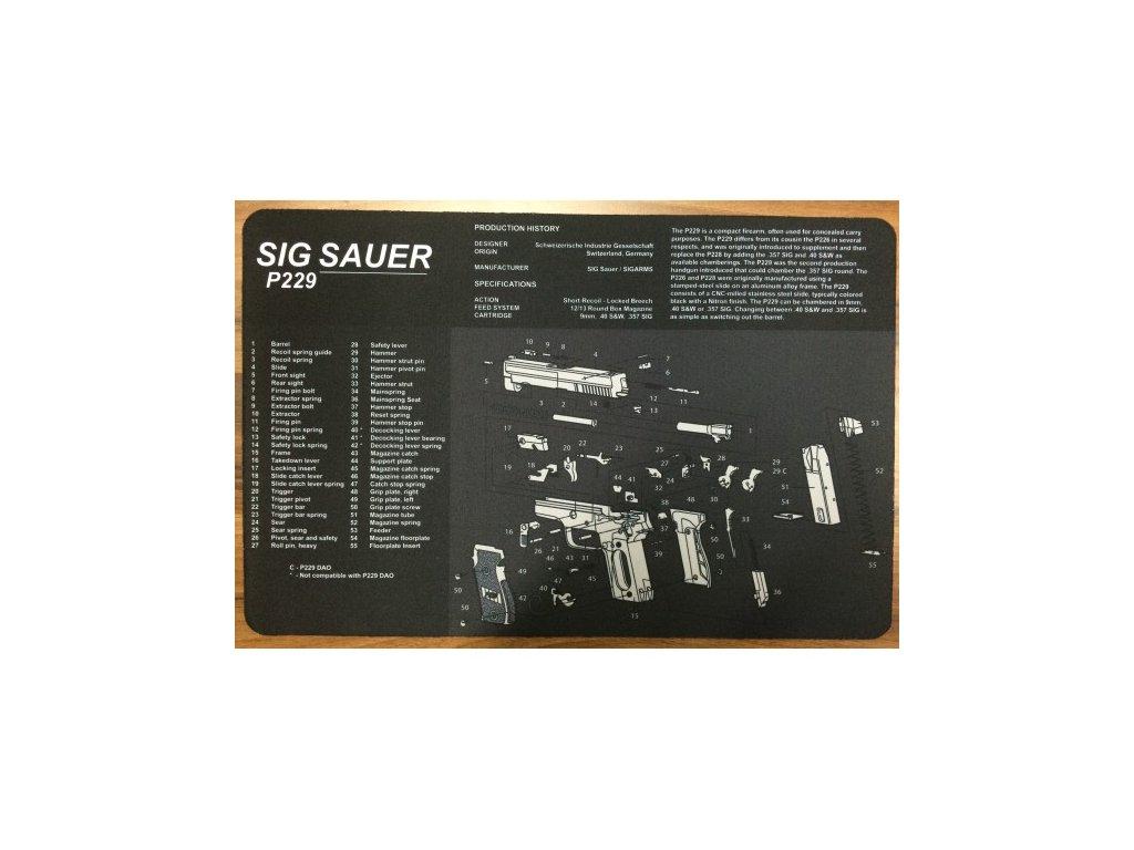 podlozka pro sig sauer p229