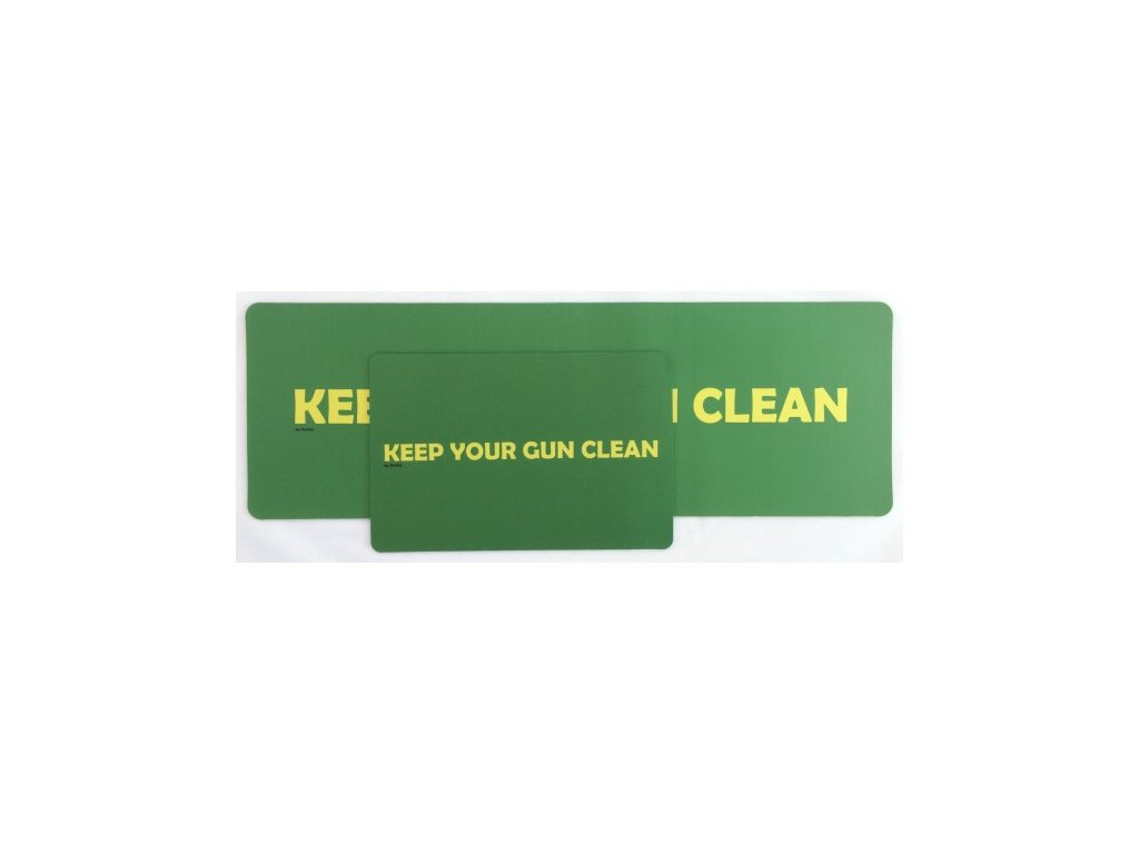 podlozka keep your gun clean (1)