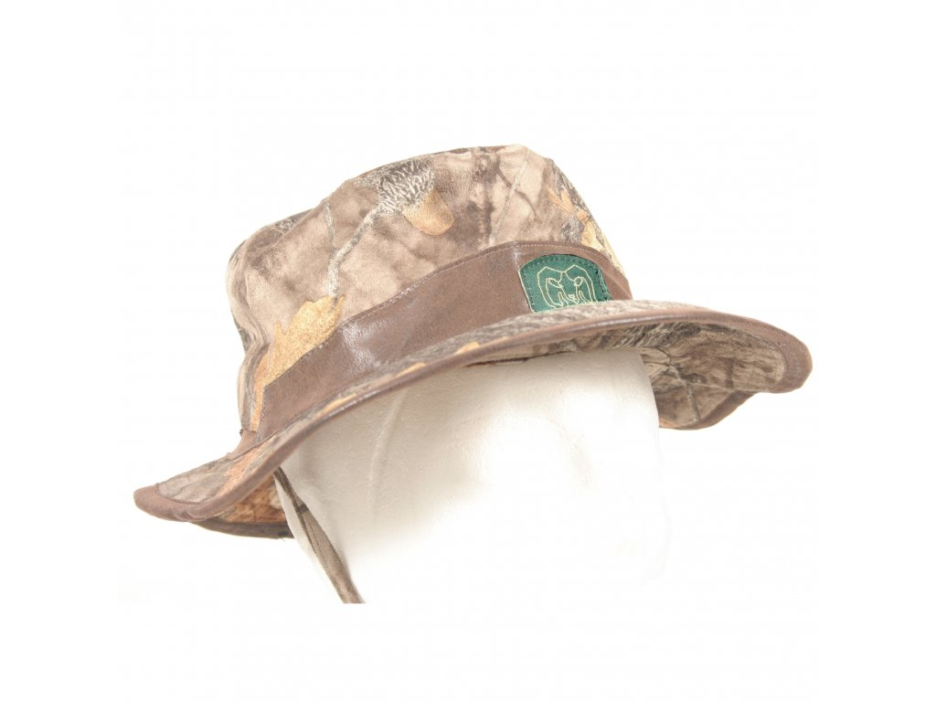 Zimní klobouk HORN camo