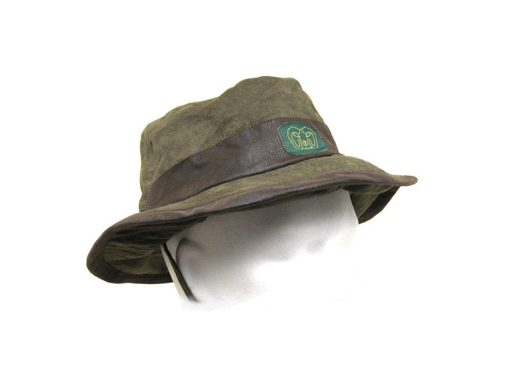 Zimní klobouk HORN zelený