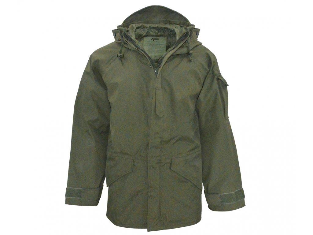 US-Style Cold Weather Rainparka - olivová