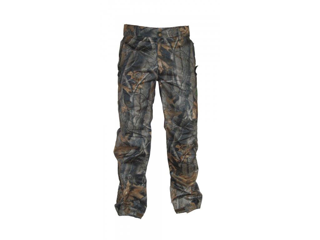 Kalhoty HORN univerzální - camo