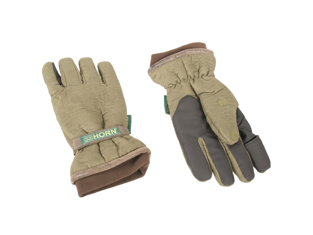 vyr 203horn gloves classic green