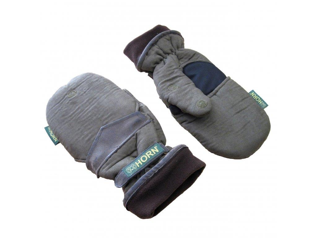Rukavice zimní HORN COMFORT - zelené