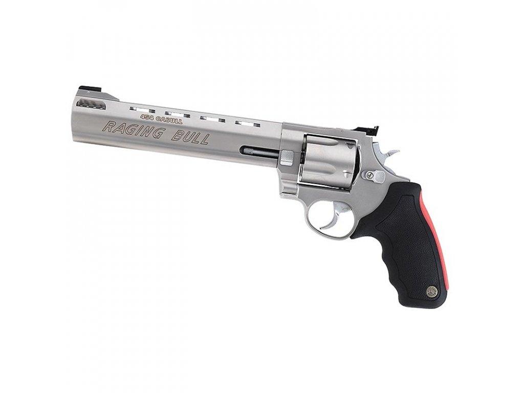 revolver taurus mod 454 raging bull raze 454 casull hl 8 3 8 212mm 5ran nerez (1)
