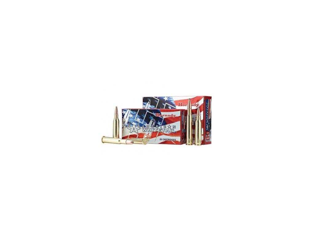 Náboj kulový Hornady, American Whitetail, .308Win