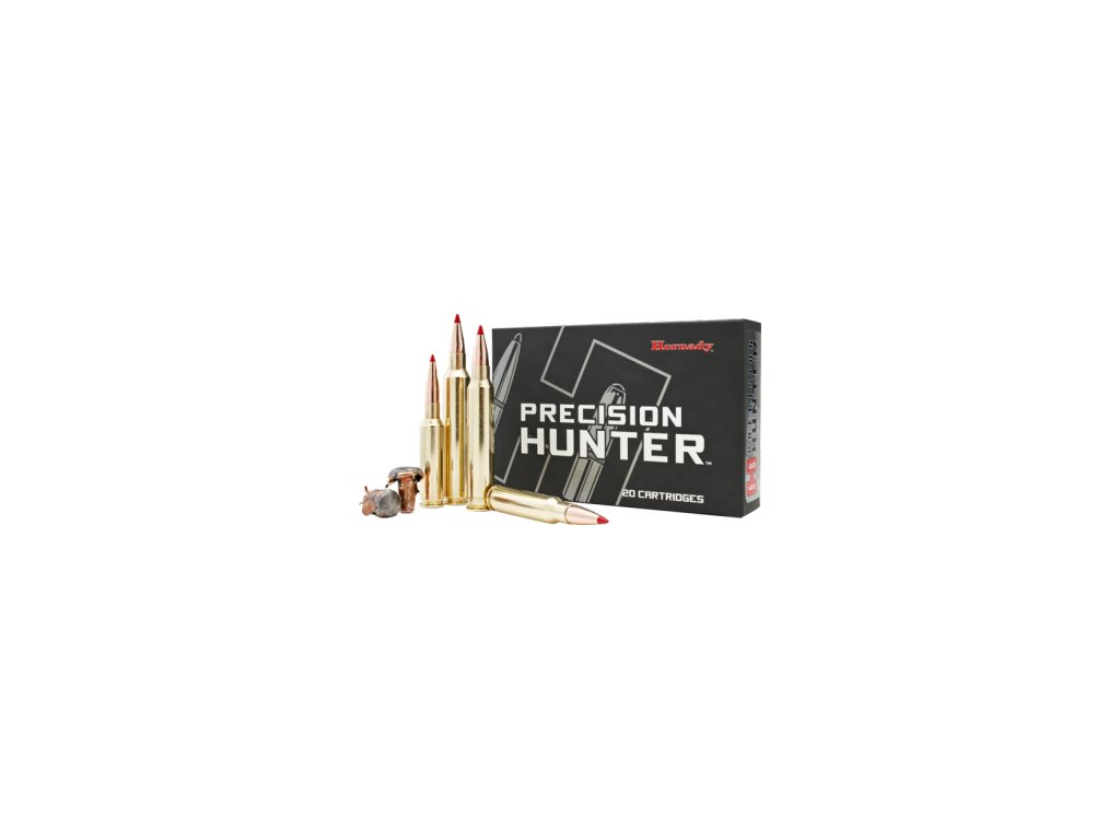 Náboj kulový Hornady, Precision Hunter, .308Win
