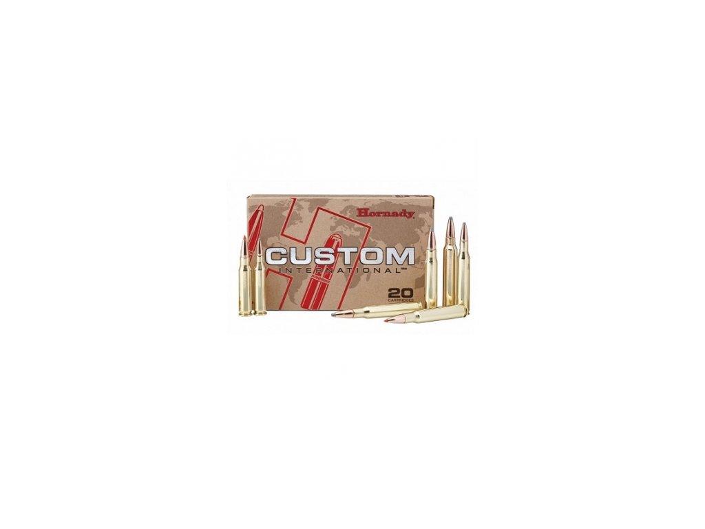 Náboj kulový Hornady, Custom, .308Win