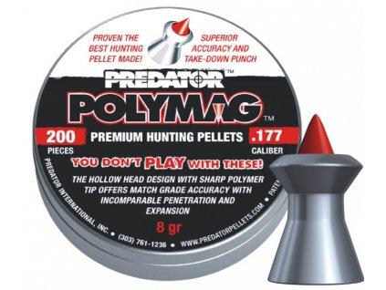 diabolo jsb predator polymag 4 5mm 200ks