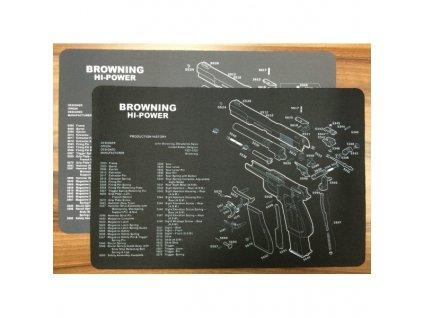 podlozka pro browning hi power