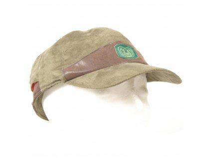 Zimní čepice HORN zelená