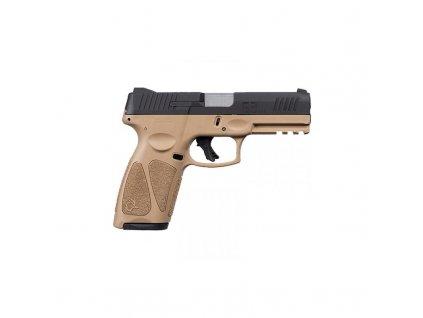pistole sam taurus model g3 raze 9mm luger hl 4 stavitelna miridla tan black (2)