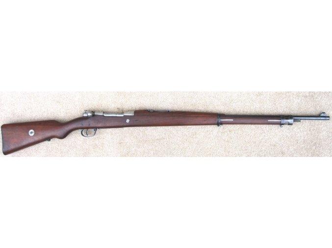 Chile Mauser 1912