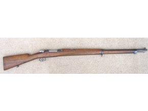 Chile Mauser 1895