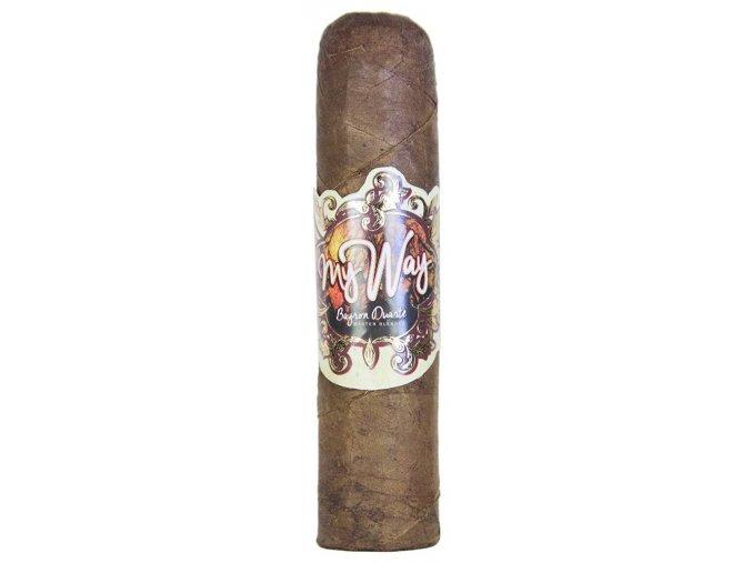My Way by Bayron Duarte gordito cigar