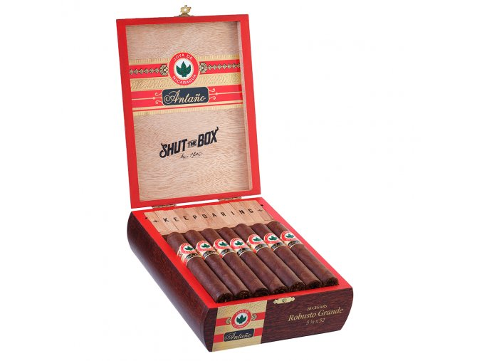 JDN Antano 1970 robusto grande shut the box 2