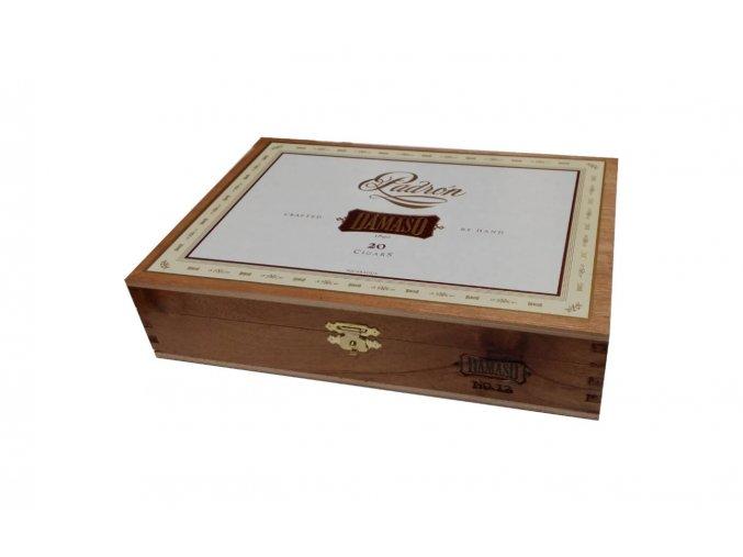 Padron Damaso No.12 box 1340x840