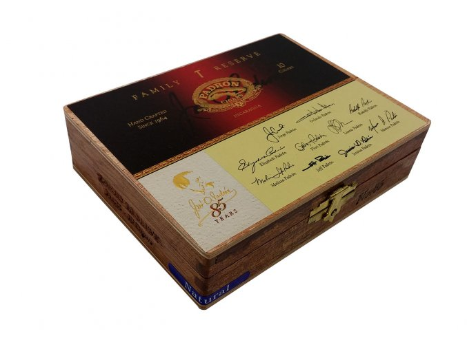 Padrón Family Reserve No.85 Natural 10ks box