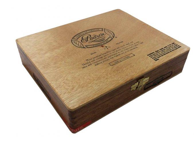 Padrón 1964 Anniversary Series Torpedo Maduro 20ks box