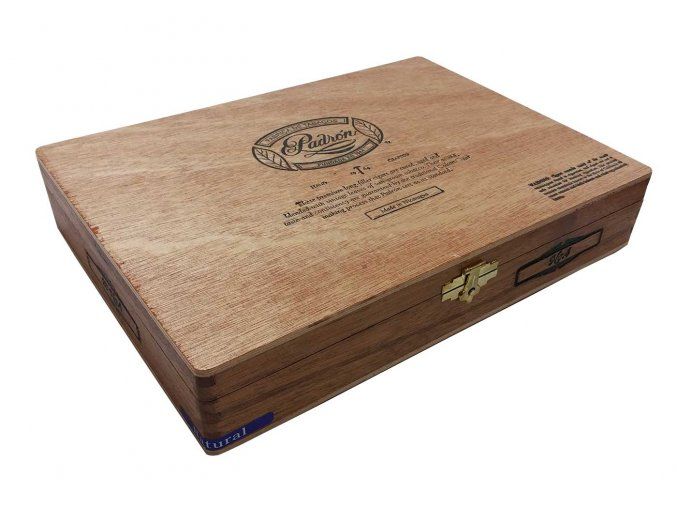 Padrón 1964 Anniversary Series No.4 Natural 20ks box