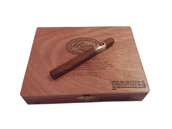 Padrón 1964 Anniversary Series Corona Natural 25ks box 1340x840