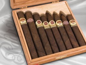 padron sampler 8ks