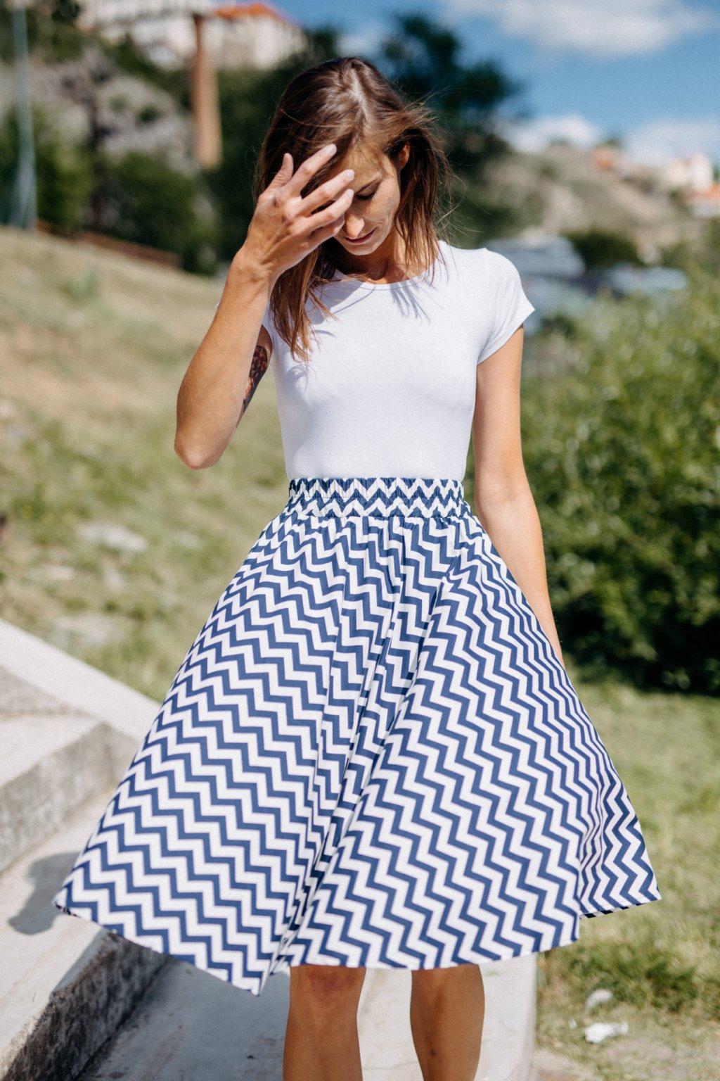 sukně CIK CAK v barevných variantách
