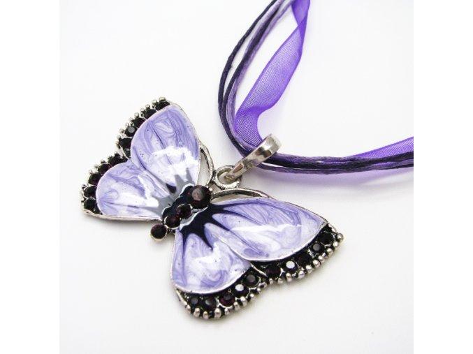 BHS0059 nahrdelnik fialovy motyl