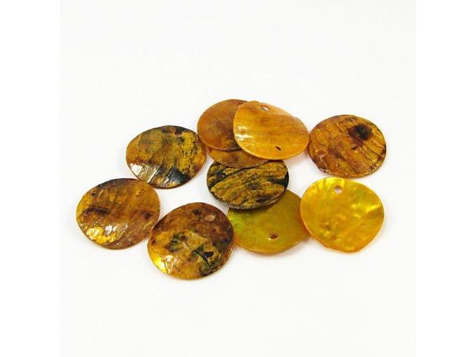 RPP0001K prirodni perlet zluta