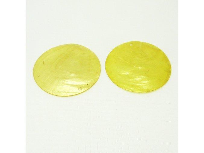 RPP0006C prirodni perlet zluta