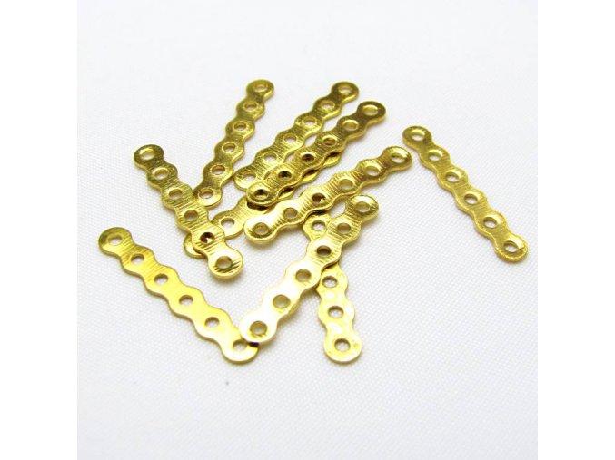 KMV0005 vodici meziclanek zlaty