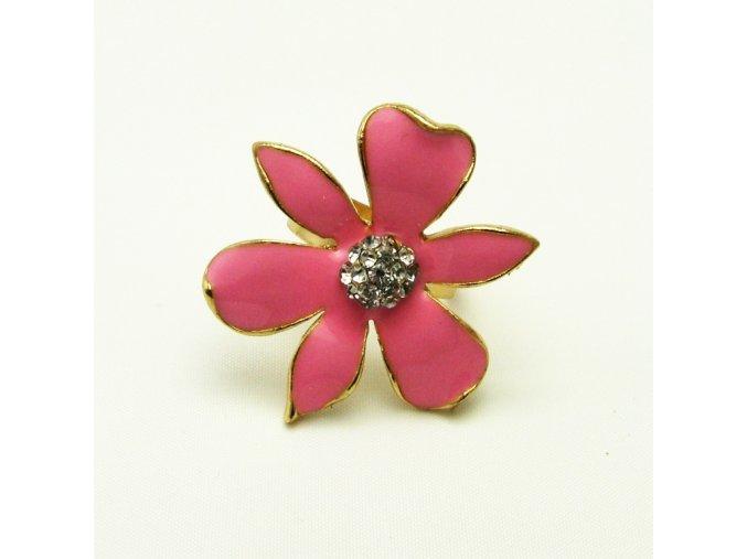 BPK0133A prsten kvetina ruzova